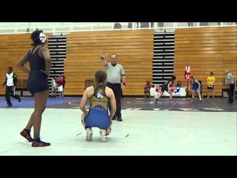 172 lbs Finals - Kendall Reusing (Titan Mercury) vs. Destane Garrick (Beat the Streets NYC)