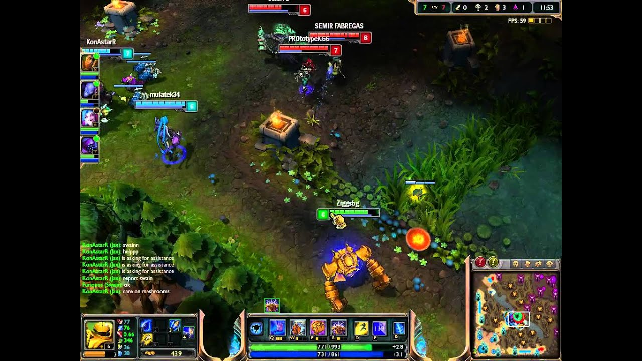 how to fix my fps league of legends