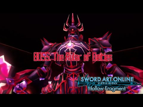 Sword art online re hollow fragment 59 floor 99 boss for Floor 100 boss sao
