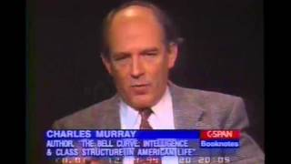 """Fascinating Discussion about """"The Bell Curve"""", Race and Intelligence"""