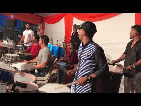 Lovely musical group day 4 navratri at Mhatre wadi 2017...