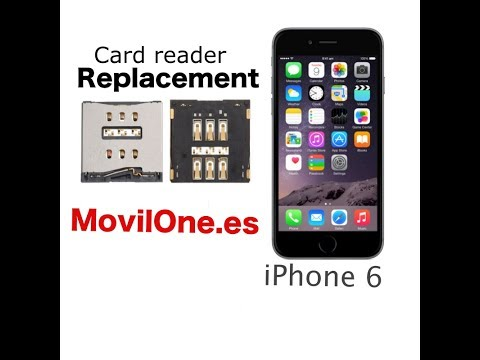 Sim Card Reader Replacement Iphone