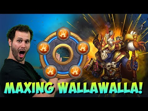 Maxing Breakthrough Walla Walla + Climbing Arena!