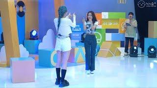 200525 러블리즈(lovelyz) 류수정(RyuSujeong) 캔젤럽+데스티니+아츄 with 이브(Yve…