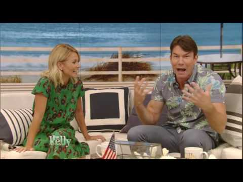 Jerry O'Connell About Meeting Wife Rebecca Romijn