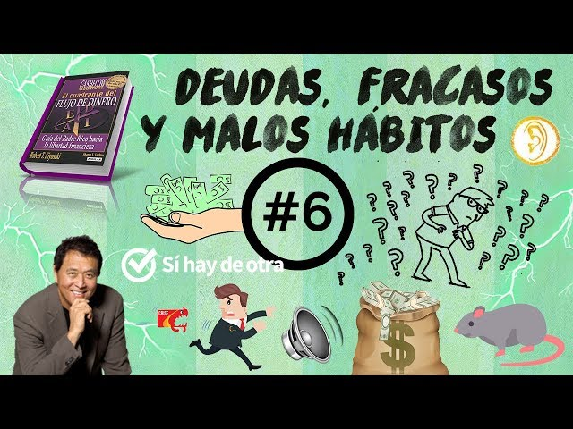 🔊 Hábitos que te mantienen en la carrera de la rata (PODCAST #6)