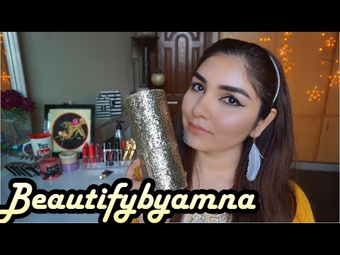 Beautify By Amna Makeup Brushes Honest Review || Nishoo Khan