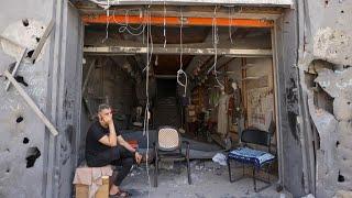 Conflit israélo-palestinien : Gaza évalue les dégâts, l'ONU appelle au respect