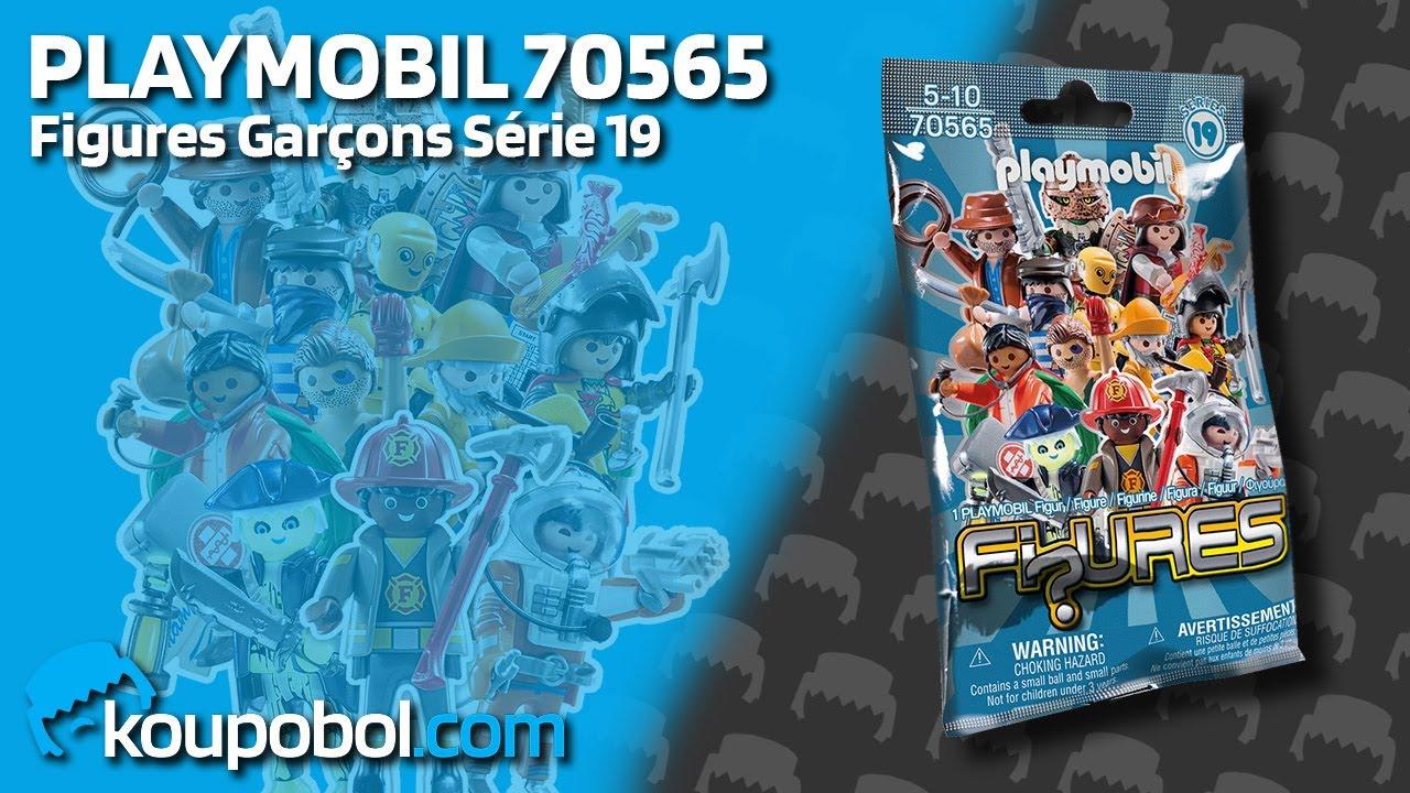 Playmobil Figures 70565 Boys Serie 19 Boxer !