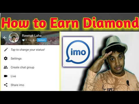 What is Diamond in IMO # How Earn And Redeem It #
