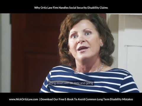 Otiz Law Firm - Pensacola Florida Disability Law Attorney