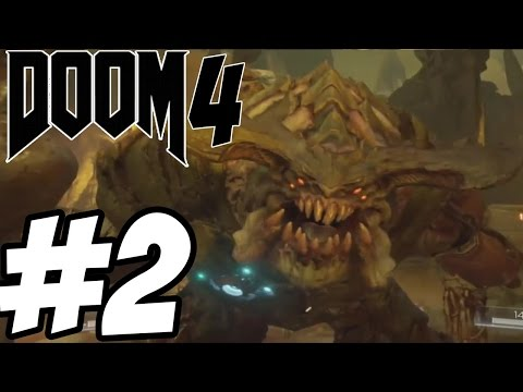 DOOM 4 - Gameplay Walkthrough Part 2 - Single Player( PC PS4 Xbox One ) [ HD ]