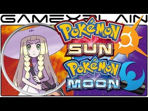 Pokémon Sun & Moon Analysis - Exploring Alola Trailer (Secrets & Hidden Details)