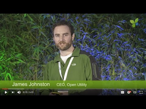 ECO16 London: James Johnston Open Utility
