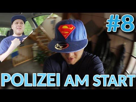 POLIZEI am Start - Einsatz YOUTUBE STUDIO GUIDE vLOG + FAQ YOU - German Deutsch
