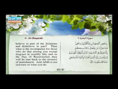 Surah Al Baqarah, from verse 75 to verse 91