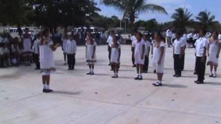 Himno Nacional Mexicano en lengua Maya