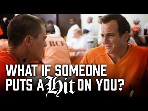 Don't get a HIT put on you in Prison - Prison Talk 12.12