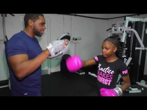 Kaden from Bahamas: Diabetes won't stop me