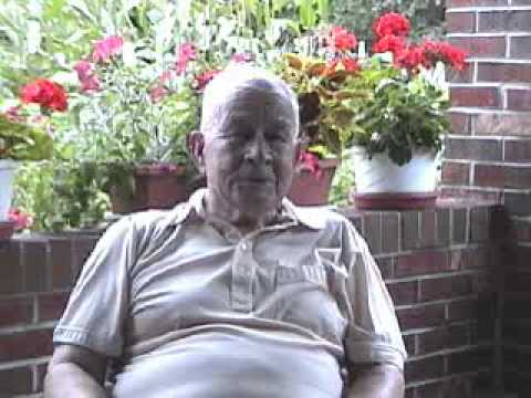 """Chester """"Buck"""" Smithson West Virginia Veterans' Legacy Project Interview"""
