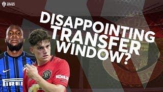 OLE WASN'T BACKED?! Adam Mckola Transfer Deadline Day Review!