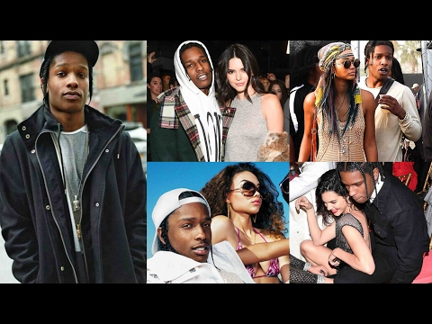 Rihanna's Caught Playing Tonsil Hockey With A$AP Rocky! from YouTube · Duration:  52 seconds