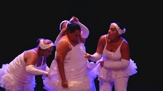 Plus-size ballet dancers in Cuba celebrate 20th anniversary