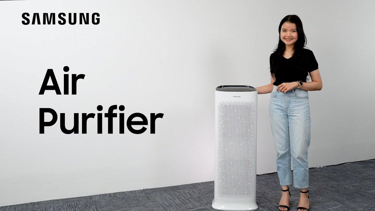 90sqm Air Purifier Review   Samsung