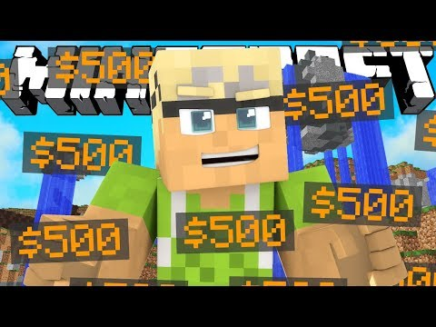 NEW Minecraft Mini Game - The Pit -