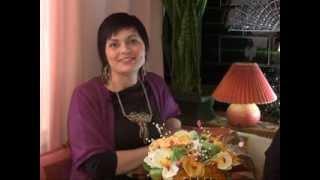 Мастер класс  объемные вазы из джута Людмилы Пыховой(, 2013-09-14T11:24:11.000Z)