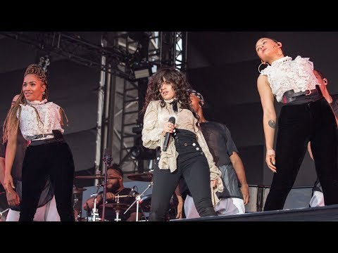 Camila Cabello  Sangria Wine Isle of Wight