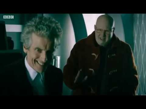 "Doctor Who - Twelfth Doctor ""I LOVE BUTTONS AND SWITCHES!!!!!!!!"""