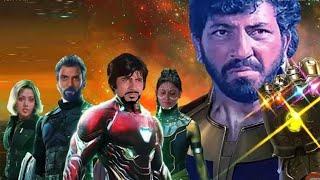 Indian avengers infinity war parody sholay