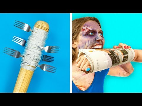 15 DIY Zombie Apocalypse Survival Hacks
