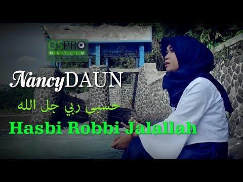 NancyDAUN – Hasbi Robbi Jalallah