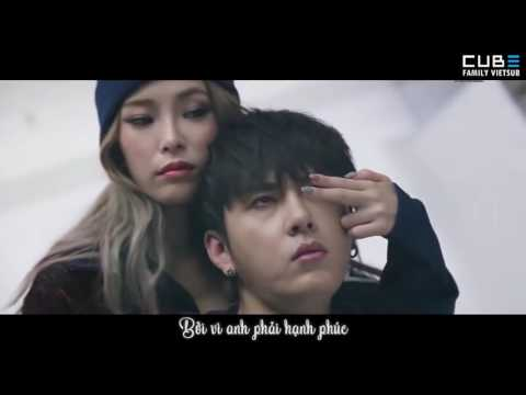 CUBEVietfansVietsubFMV Don't Come Back   Heize ft BEAST Yong Junhyung