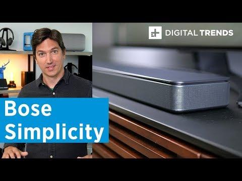 Bose Soundbar 500 Review | Small Soundbar, Big Commitment
