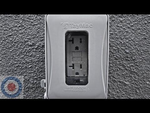 hook up duplex receptacle