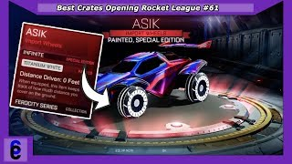 Best Crates Opening Rocket League #61