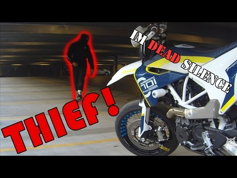 Worlds BEST Motorcycle Lock - Road Lok Disc Lock Review