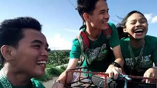 Byaheng Barkada: Travel Vlog Pagsanjan/Sta. Cruz/Lumban, Caliraya/Liliw