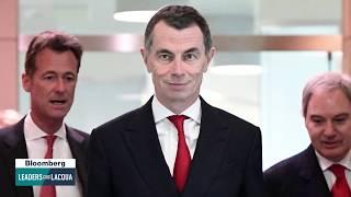 Leaders With Lacqua: Unicredit Ceo Jean Pierre Mustier