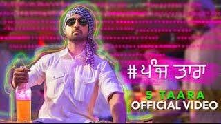 5 Taara Diljit Dosanjh latest track djpunjab