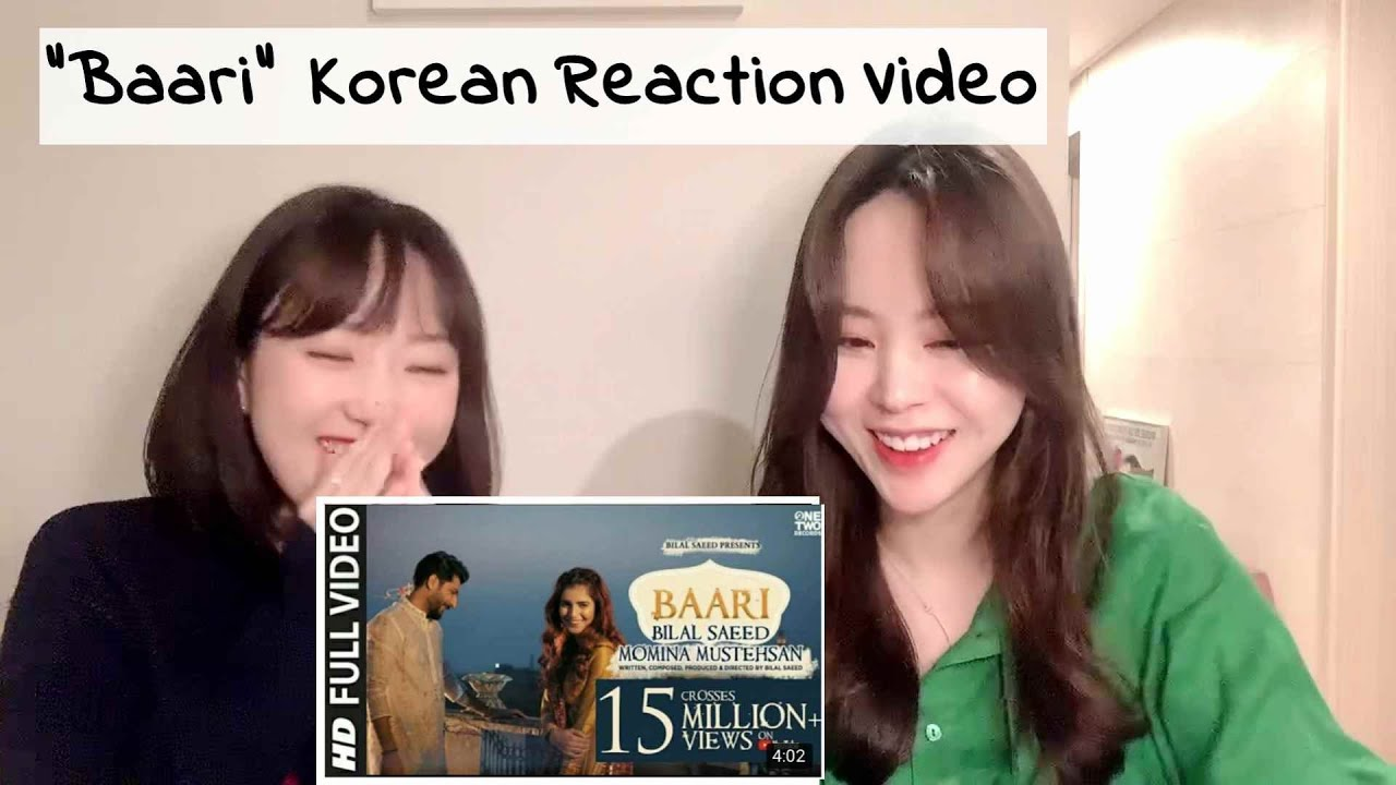 Baari 1, 2 Reaction Video (Korean Reaction)