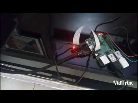 IOT based home Intrusion Detection System - BE IT Final Year Project 2017
