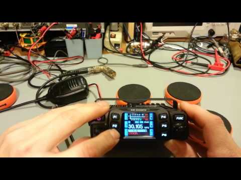 Stryker SR-94HPC 10 meter AM/FM radio review, teardown, features and operation. Part 2