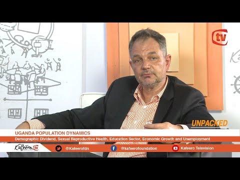 Unpacked with Mr. Sibenaler Alain (UNFPA UGANDA) AT KAFEERO.TV