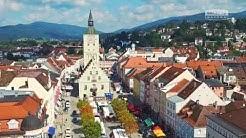 """Deggendorf von oben - ANTENNE BAYERN """"Bayern von oben"""""""