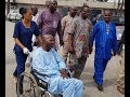 Remember Baba Suwe In Prayers: Says Mr Latin As Him And His Colleague Visits Him In The Hospital