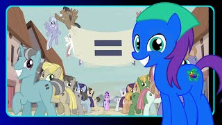 My Little Pony FIM Reviews: The Cutie Map AKA The One with The Cult